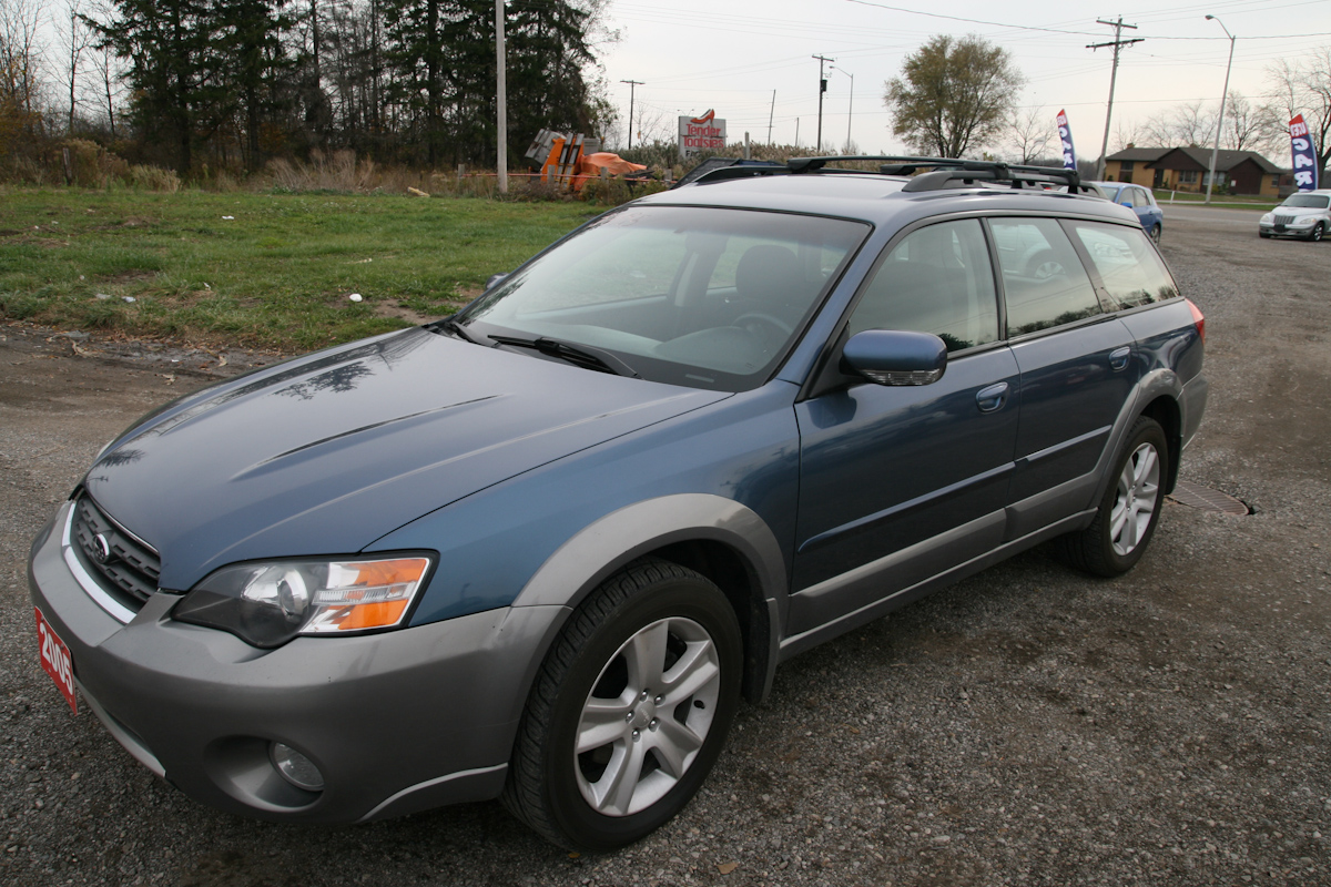 the new blue 2005 subaru outback open road diaries. Black Bedroom Furniture Sets. Home Design Ideas