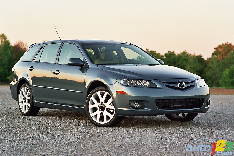 ... Mazda 6 Wagon/hatchback. For ...
